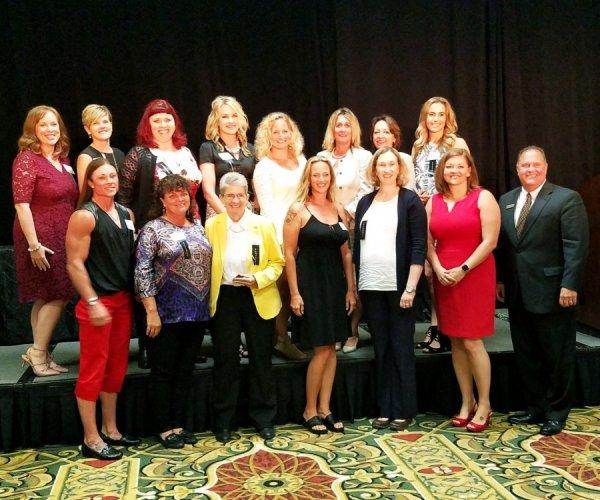 Women Chamber honor