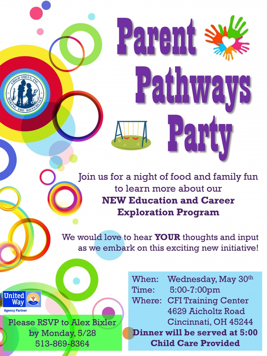 Parent Pathways Party